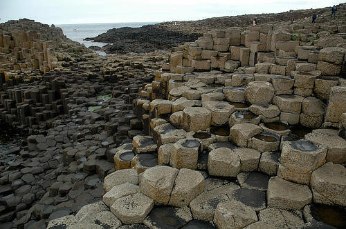 Giant's Causeway, Northern Ireland, photo by Cavinb