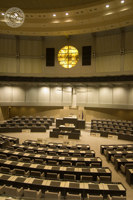 Tokyo Metropolitan Government Building Assembly Hall