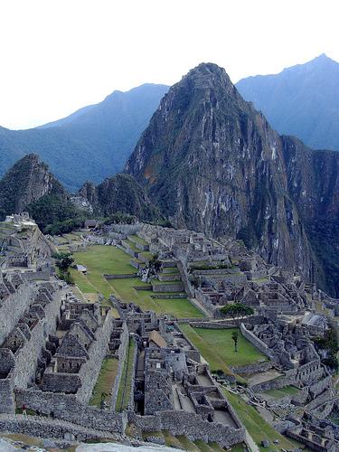 Machu Picchu, Peru, photo by Julia Manzerova