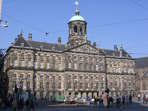 Koninklijk Paleis (The Dutch Royal House) at Dam Square photo by boreritos