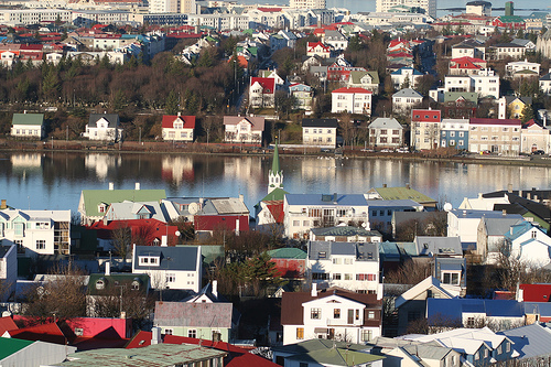 Reykjavik, Iceland, photo by Stephen AU