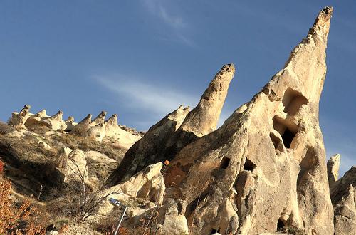 Goreme , Cappadocia, Turkey, photo by Alaskan Dude