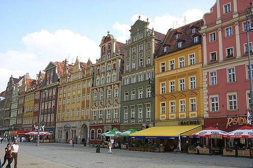 Wroclaw, Poland, photo by Craig Wyzik