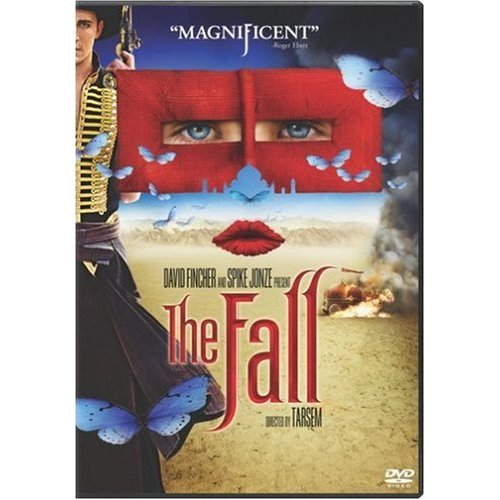 The Fall directed by Tarsem Singh, starring Lee Pace