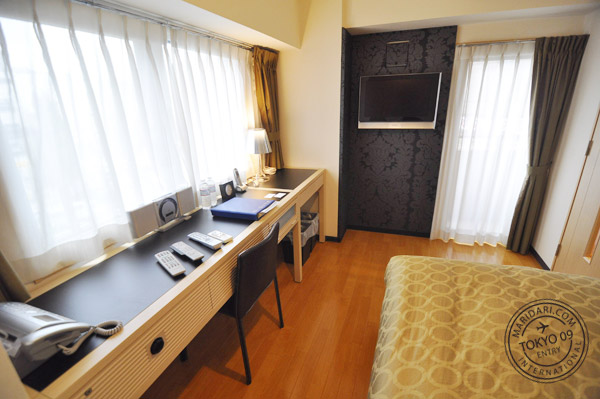 B-SITE Akihabara Apartment in Tokyo, Japan is affordable for short-stay in a central area. Room is clean and location is convenient