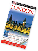 London, Great Britain, United Kingdom Travel Guide Book Europe DK Eyewitness series