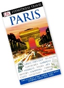 Paris, France, Europe travel guide book recommendation by DK Eyewitness series