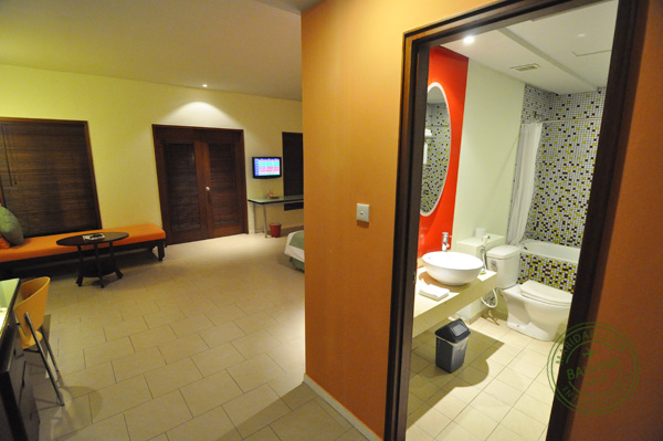 All Seasons Legian Bali hotel review